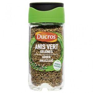 EPICE - HERBE Ducros Anis Vert Graines avec Opercule Fraîcheur 1