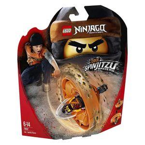 ASSEMBLAGE CONSTRUCTION LEGO® NINJAGO® 70637 Cole-toupie - Maître du Spinj