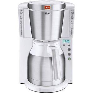 CAFETIÈRE Melitta 1011-15 Cafetière filtre Blanc
