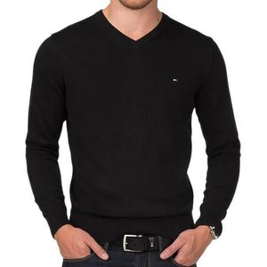 PULL Pull Tommy Hilfiger Pacific 9690 Noir.