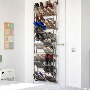 PORTE-CHAUSSURES SHOP-STORY - Range chaussures 36 paires à suspendr