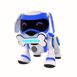 ROBOT - ANIMAL ANIMÉ SPLASH TOYS Animal Intéractif Chien Teksta Puppy b