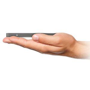 DISQUE DUR EXTERNE Storeva Arrow Type C 500 Go SSD USB 3.1 Gris sidér
