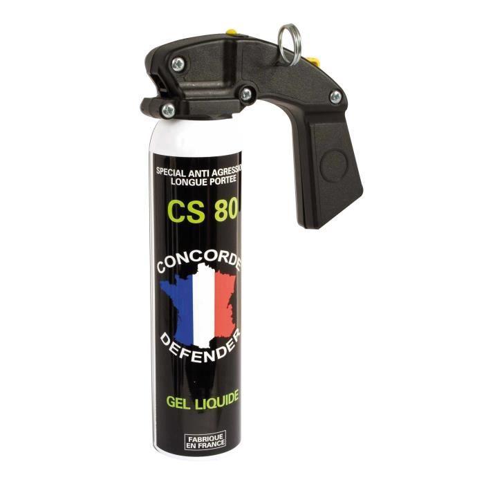 Aérosol GEL CS 80 - 300 ml. + Poignée