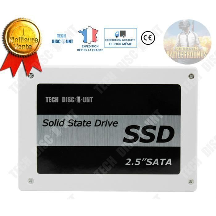 TD disque dur ssd interne ordinateur fix de bureau pc 250GB gaming gamer hp laptop universel flash memoire windows boitier grandele