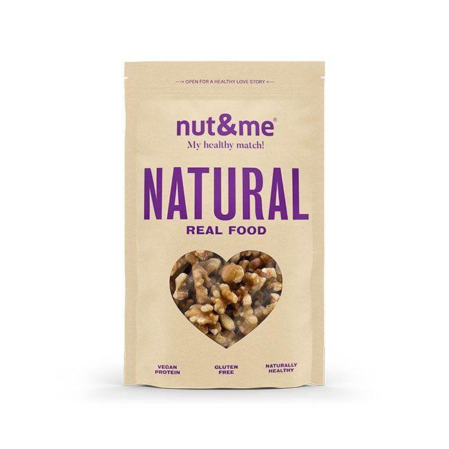 Noix naturelles en morceaux 200 g