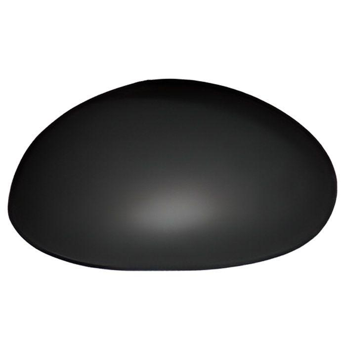 Coque rétroviseur extérieur droit CITROËN C1 I phase 2, 2009-2012, noire, Neuve