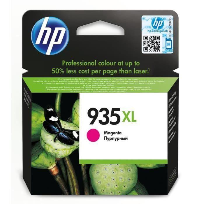 HP 935XL cartouche d'encre magenta authentique grande capacité (C2P25AE)