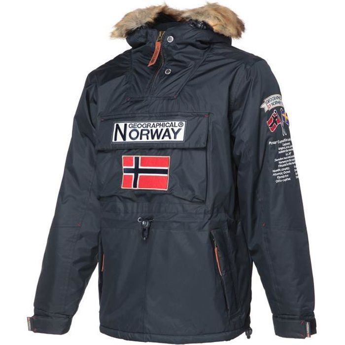 GEOGRAPHICAL NORWAY Parka Barman 068 - Homme - Marine