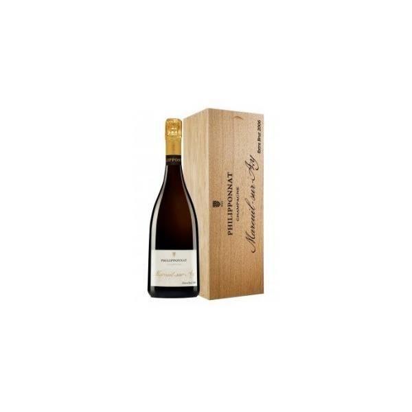 Philipponnat Mareuil-Sur-Aÿ Millésime Caisse Bois Chaîne - Champagne - 2008