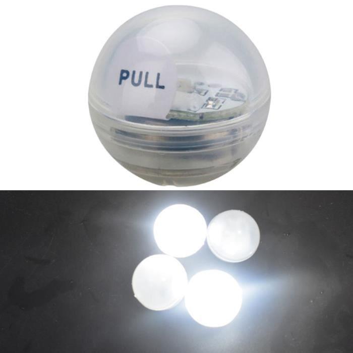 Le globe flottant alimenté par batterie allume des lumières flottantes de piscine de pour l'usage de TUBE LUMINEUX - TUBE LED