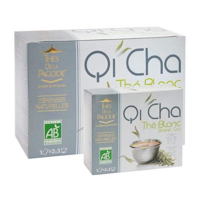 Thé Qi Cha Bio - 30 infusettes