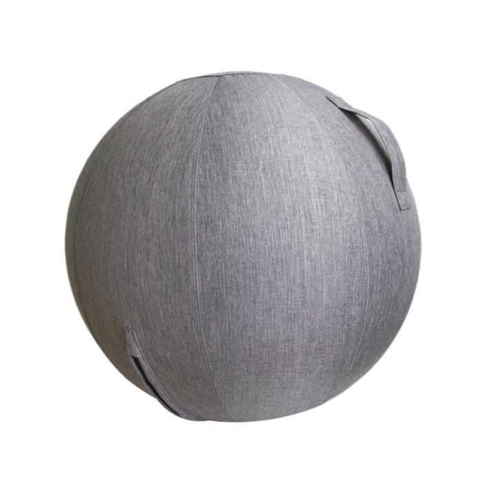 Housse de Ballon D'exercice 60 / 65cm Pour Décoration De Ballon De Gym Pilates De Yoga 65 cm