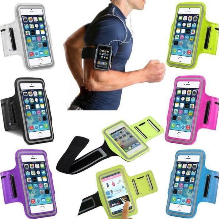 6S Plus Pink Sports Running Jogging Gym Armband Case Cover for iPhone 6 Plus