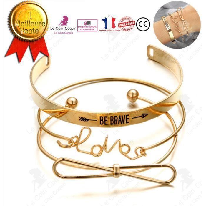 bracelet couple france