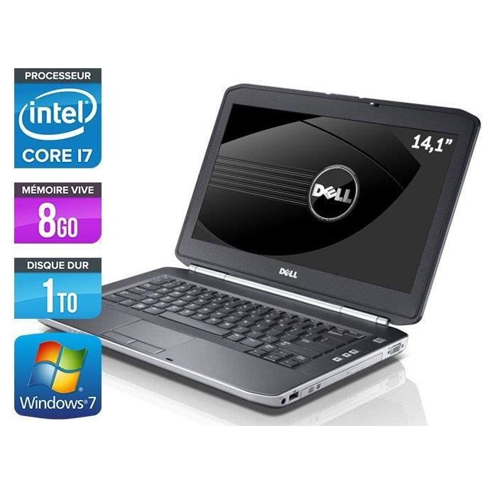 dell latitude e6420 core i7 2 8ghz 8go 1to prix pas. Black Bedroom Furniture Sets. Home Design Ideas