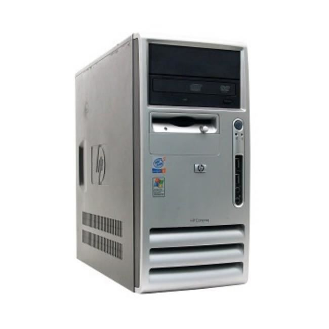 pc hp compaq dc5100 mt pentium 4 2 8ghz ram 2go prix pas cher cdiscount. Black Bedroom Furniture Sets. Home Design Ideas