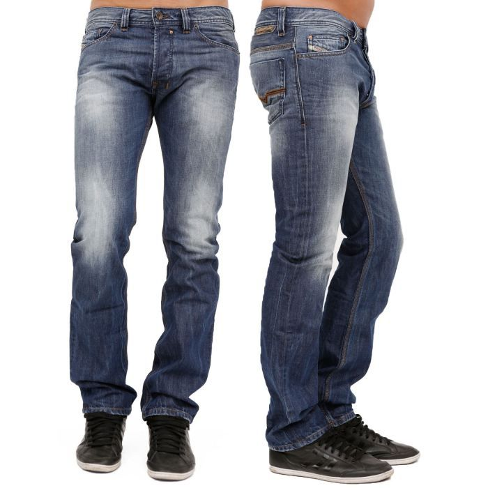 jean diesel homme safado 885r bleu bleu bleu achat vente jeans cdiscount. Black Bedroom Furniture Sets. Home Design Ideas