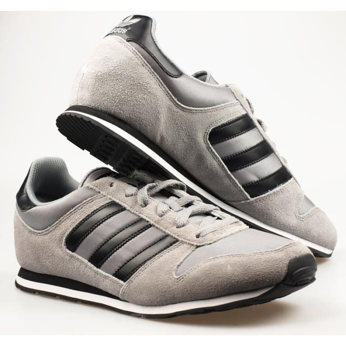 Baskets Adidas ZX 300, Modèle G60271 Gris. Gris - Cdiscount Chaussures