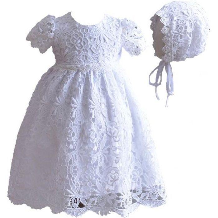 Robe De Bapteme Bebe 3 Mois Achat Vente Pas Cher
