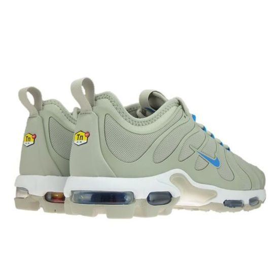 sneakers for cheap d7173 86676 Nike Air Max Plus Tn Ultra Blanc 898015-100 Blanc Gris pâle Blanc Bleu  photo - Achat   Vente basket - Cdiscount