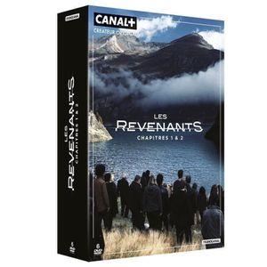 DVD SÉRIE DVD Coffret Les revenants - Saison 1 & - Saison 2