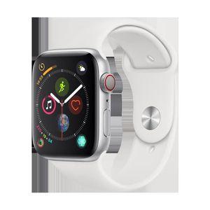 MONTRE CONNECTÉE Apple Watch Series 4 GPS 44mm iWatch Blanc Montre
