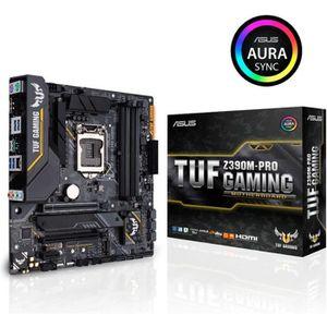 CARTE MÈRE Carte mere ASUS TUF Z390M-PRO Gaming, Intel Z390 -
