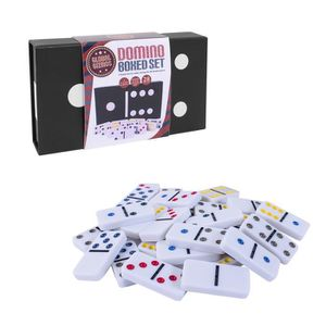 DOMINOS 50730 Double Six Dominos En Géant Domino Boîte UXM