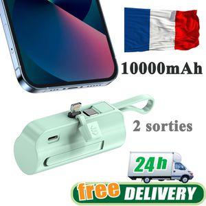 BATTERIE EXTERNE RUILIN®30000mAh Batterie externe Afficheur LCD à c