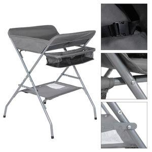 COUCHE Table à langer nouveau-né pliante multifonctionnel