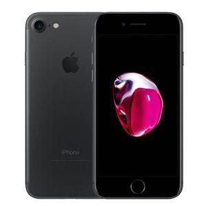 SMARTPHONE RECOND. iPhone 7 128GO noir mat débloqué Grade A+++ remise