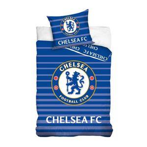 COUETTE Housse de couette Chelsea officiel 140 x 200 cm Pa