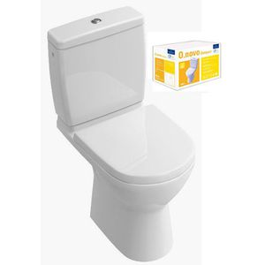WC - TOILETTES VILLEROY & BOCH Pack wc sur pied compact O.Novo +