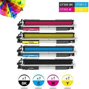 CARTOUCHE IMPRIMANTE 4x Toner Compatible HP Color LaserJet Pro MFP M177
