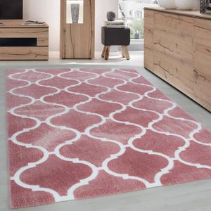TAPIS Tapis de Salon Design moderne brilliant paillete M