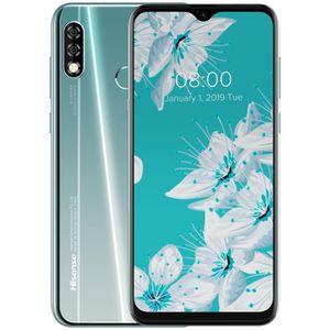 SMARTPHONE HISENSE INFINITY H30 Vert givré 64 Go