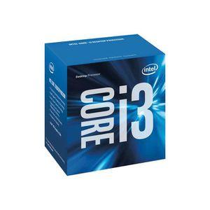 PROCESSEUR Intel BX80662I36320 Processeur Core i3-6320 2 Coeu