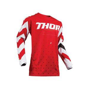Vert Taille M Thor Maillot Cross Adulte Sector Link