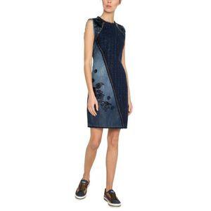ROBE DESIGUAL Femmes Robe de Vest_achille 1UJQO7 Taille