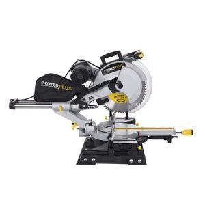 SCIE ÉLECTRIQUE POWERPLUS Scie à onglet radiale - 2000 W - 305 mm