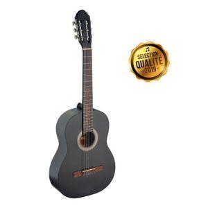 GUITARE STAGG Guitare Classique Adulte C440 M Noir