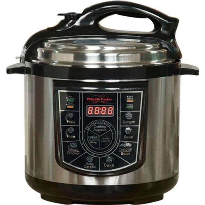 Multi-cuiseur digital 8 en 1 Starlyf Pressure Cooker