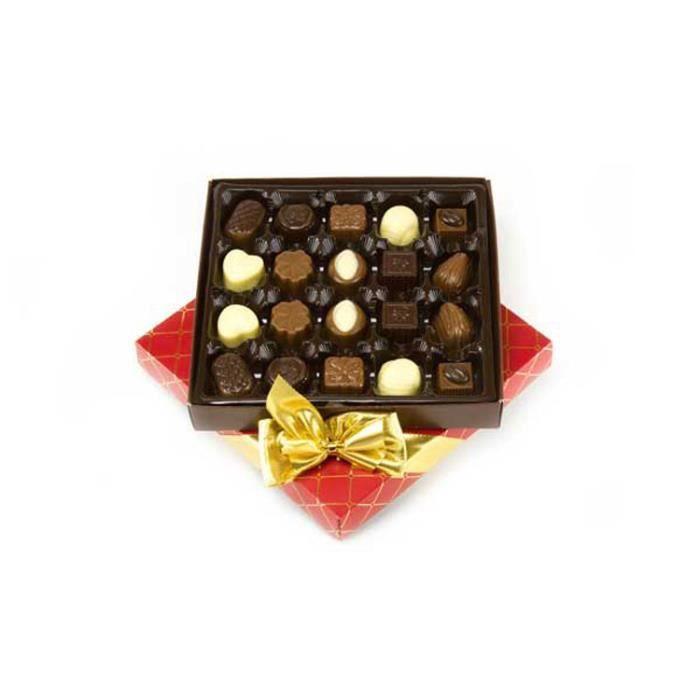 Boîte Chocolats Belges 250g - BC15
