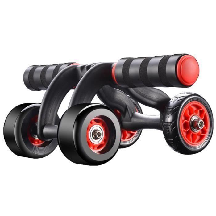 1PC Spring Back Fitness Wheel for Men Dorm Women APPAREIL ABDO - PLANCHE ABDO