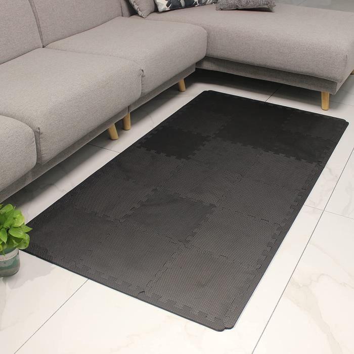 Tapis de fitness MQIAOHAM tapis sol musculation sport dalle mousse fitness caoutchouc gym garage CDW104XZ301018 A51