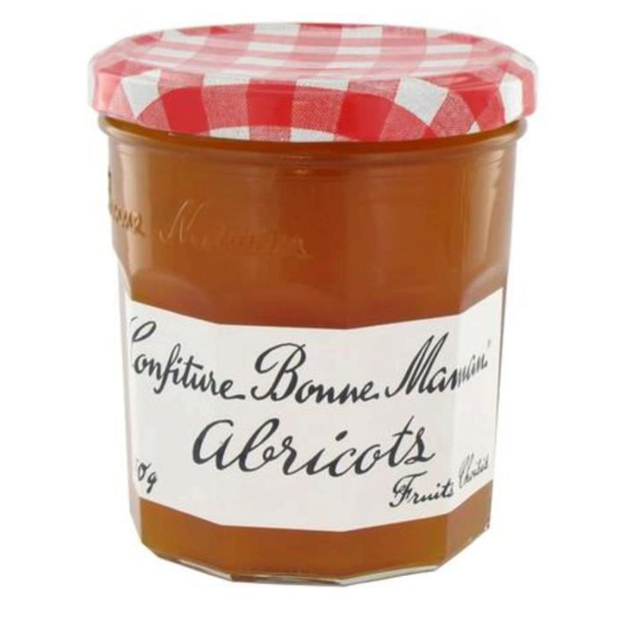ANDROS Confiture abricot - 450g
