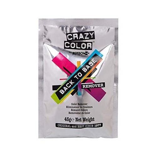 Éliminateur de couleur : Back to Base, Crazy Color 45gr