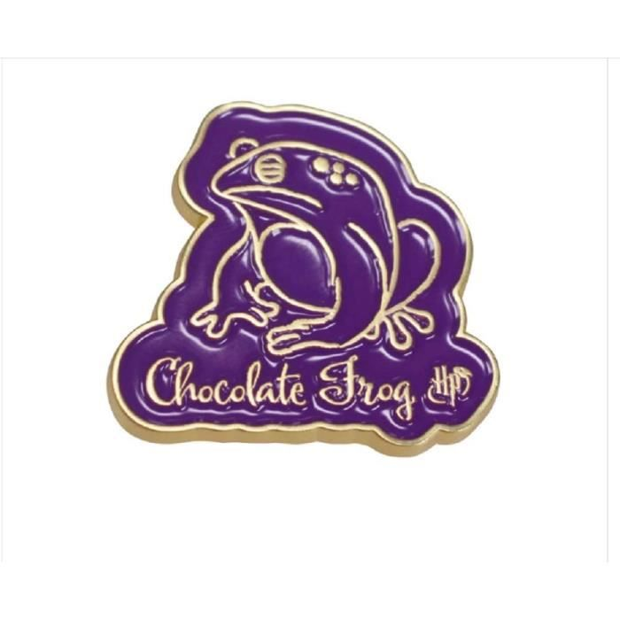 Harry Potter - Pin Badge Émail - Chocolat Grenouille