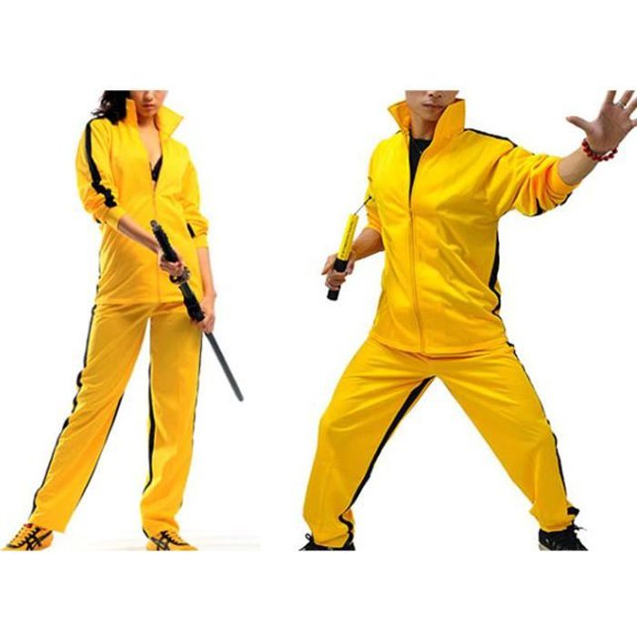 ShenLong - Survêtement Bruce Lee & Kill Bill